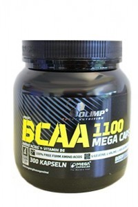 Olimp BCAAs in Mega Caps