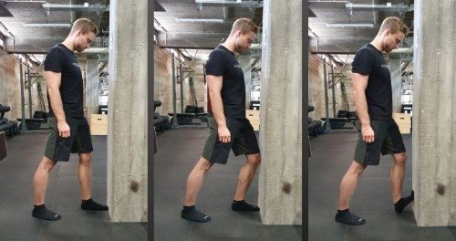 Calf Stretch Ankle Mobility